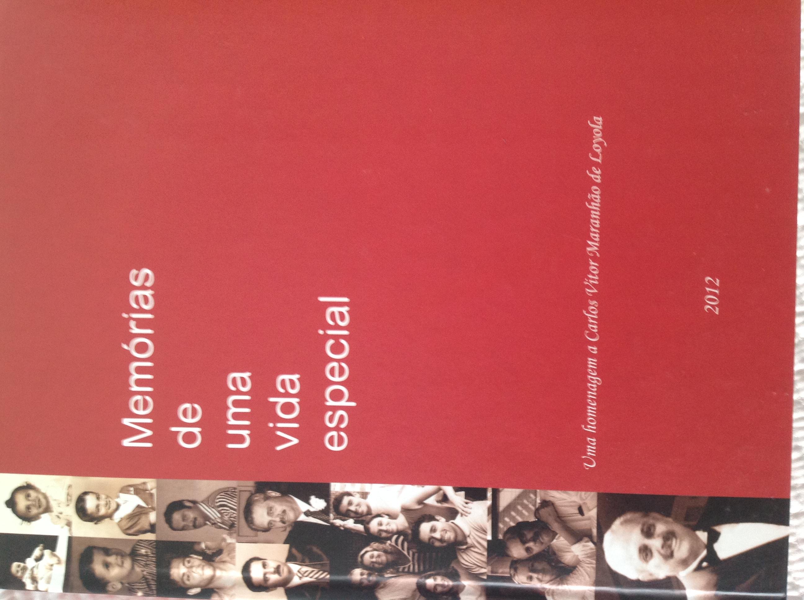 Memórias de uma vida especial – Livro digital