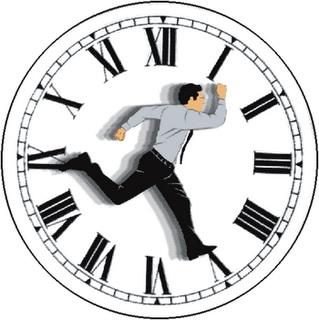 Ladrões de tempo