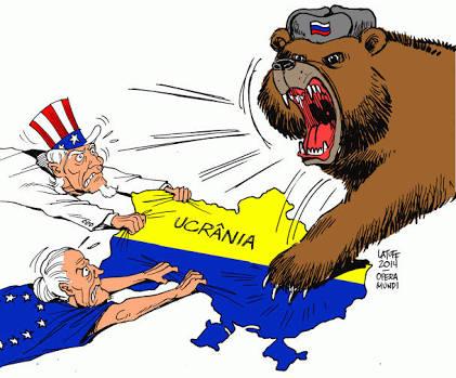 Ucrânia à beira do colapso