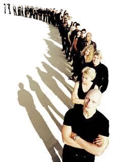 A fila