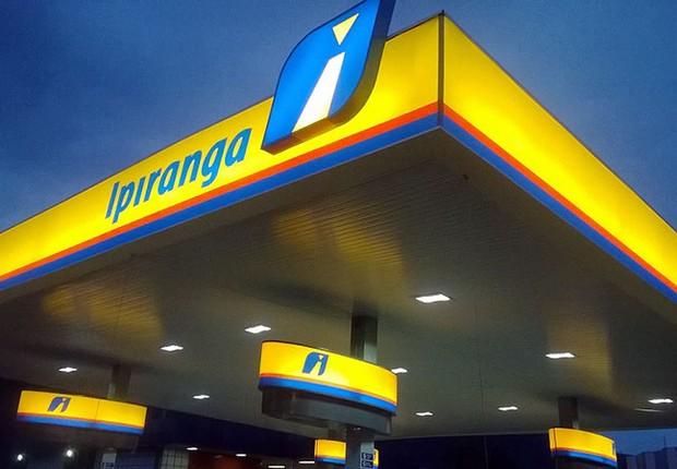 E o 'posto Ipiranga', tem combustível?