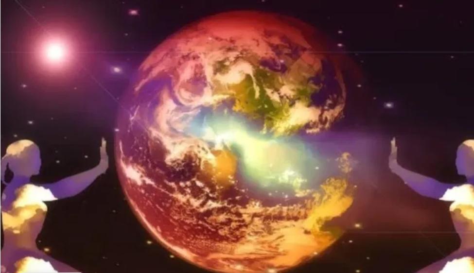 'O mundo foi feito para…'